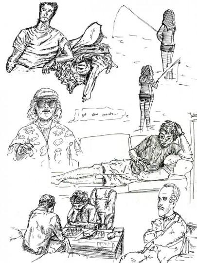 Sketch Medley 2