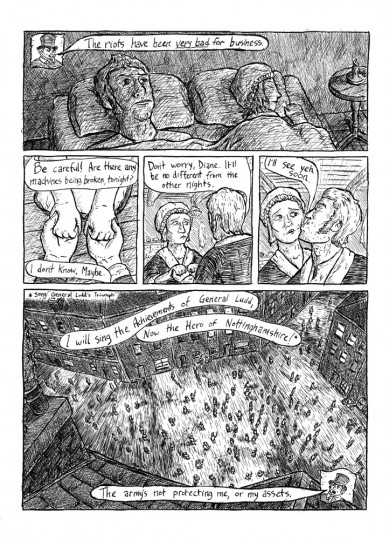 Followers of Ludd, Page 4