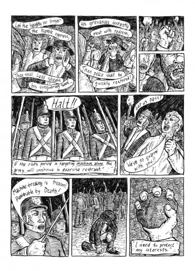 Followers of Ludd, Page 5